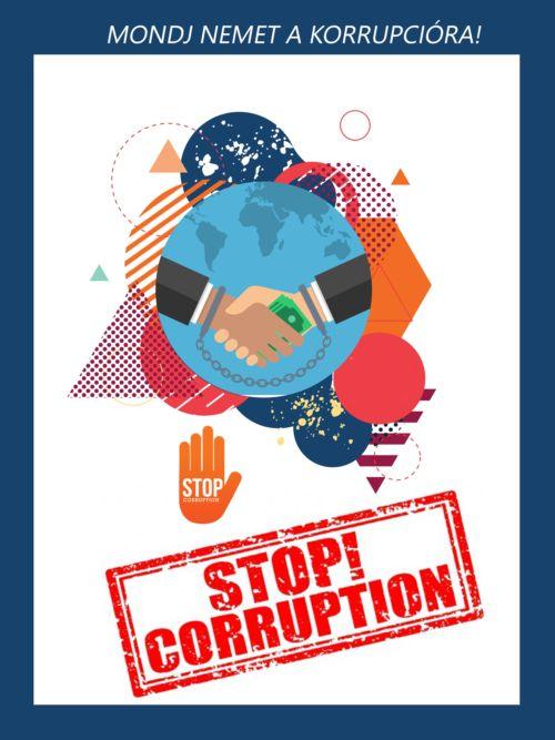 Nemet mondok a korrupcióra!